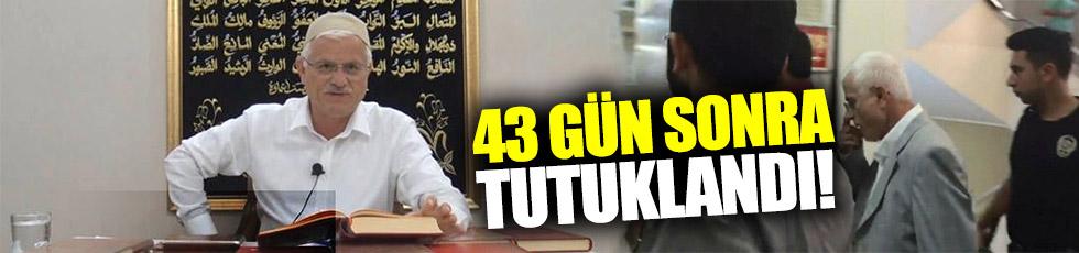 Atatürk'ün annesine hakaret etmişti, 43 gün sonra tutuklandı