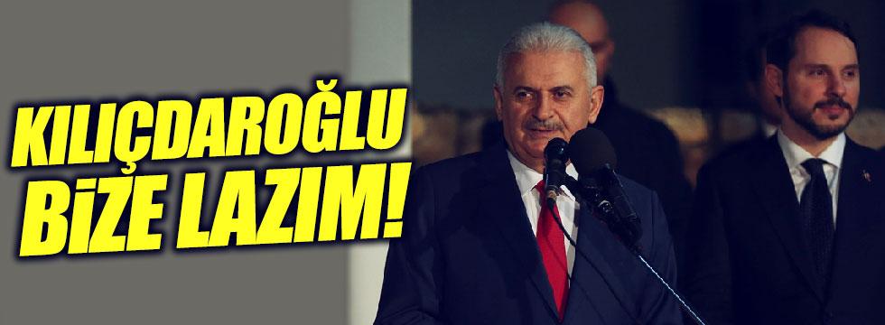 Başbakan'dan Kılıçdaroğlu'nun mektubu için açıklama!