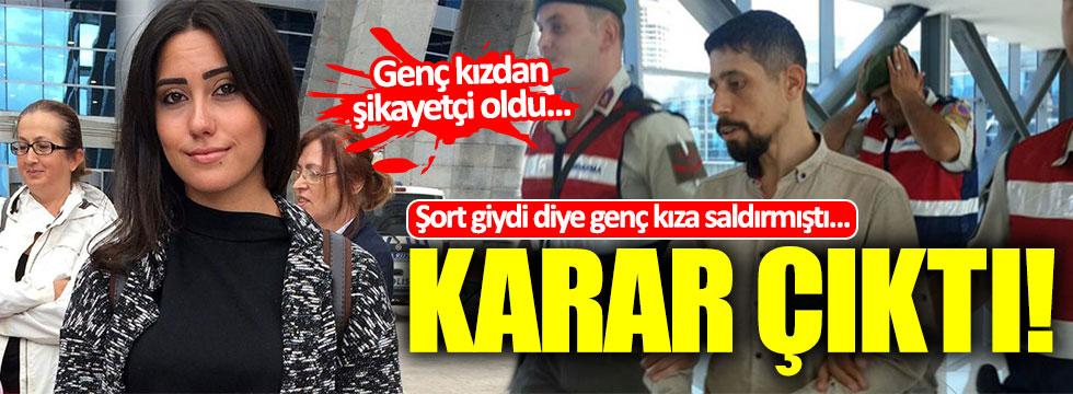 Minibüste saldırıya uğrayan genç kız isyan etti