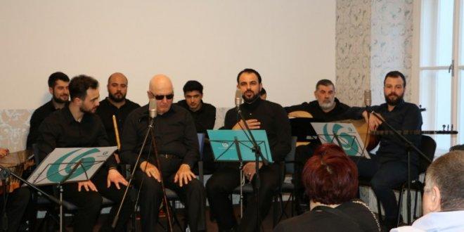 Viyana'da Türk musikisi gecesi