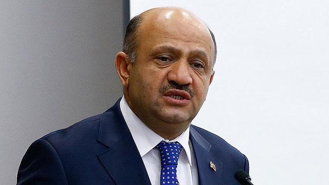 Milli Savunma Bakanı Işık'tan terör açıklaması