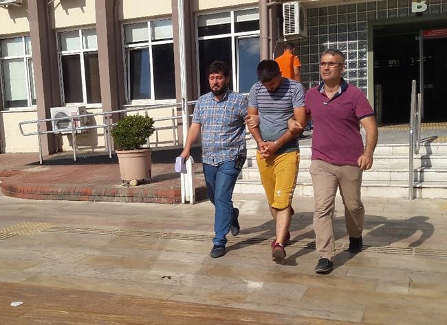 4 kadını taciz ettiği iddia edilen şüpheli tutuklandı