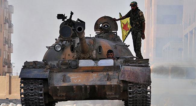 YPG sözcüsü: ÖSO'dan bize katılımlar var