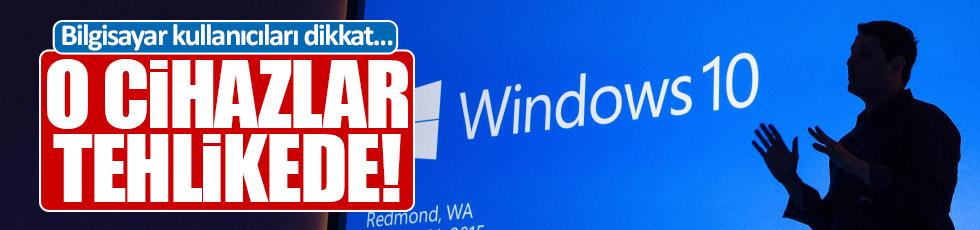 Windows 10'un kaynak kodları sızdırıldı