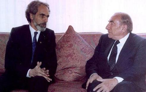 'Atatürk'ün esgeri' Elçibey 79 yaşında