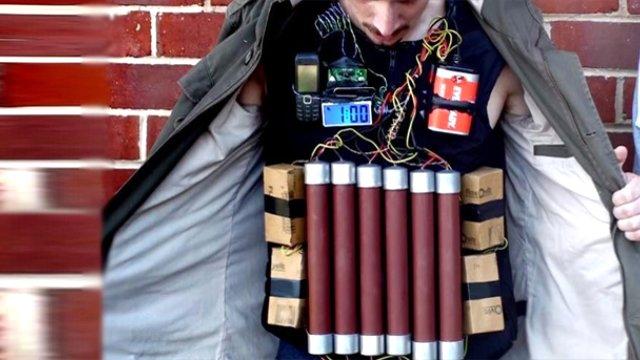 Türkiye'ye giriş yapmak isteyen 5 canlı bomba yakalandı