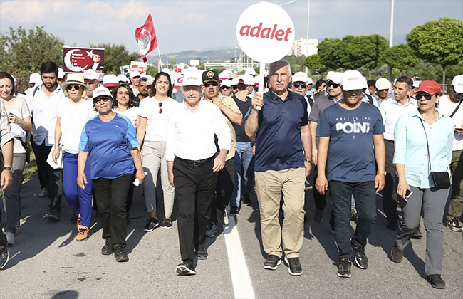 Kılıçdaroğlu neden adalet için yürüyor?