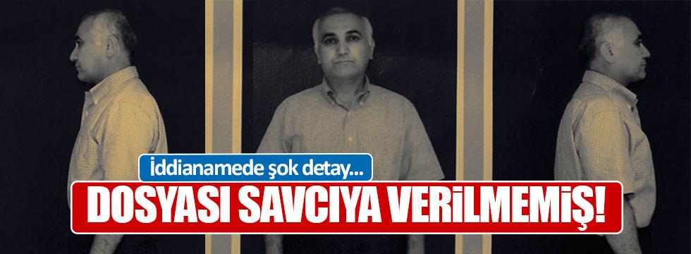 Adil Öksüz iddianamesinde şok detay: Dosyası savcıya verilmemiş