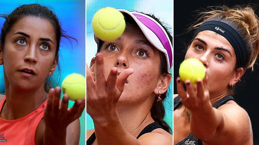 Mili tenisçilerimizin Wimbledon heyecanı