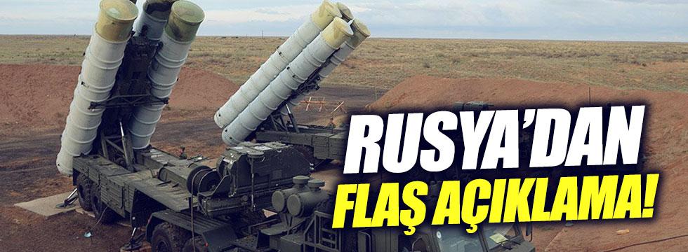 Rusya'dan Türkiye'ye silah sevkiyatı açıklaması