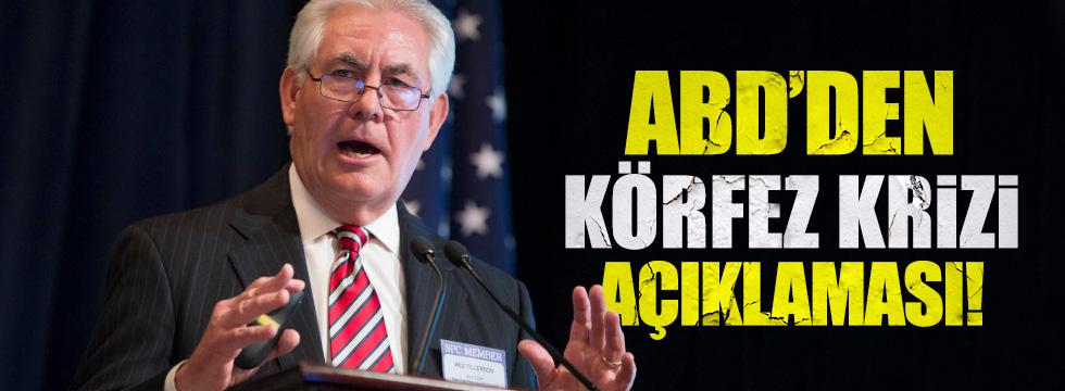 ABD'den Arap ülkelerine çağrı