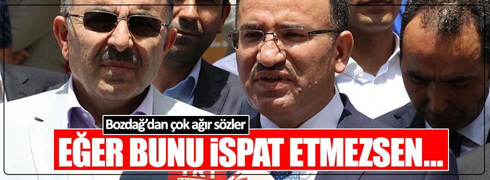 Bozdağ'dan Kılıçdaroğlu'na ağır sözler