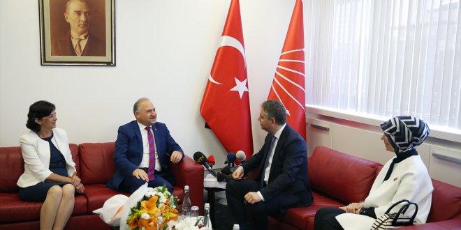 CHP, AKP'yi Adalet Yürüyüşüne davet etti!