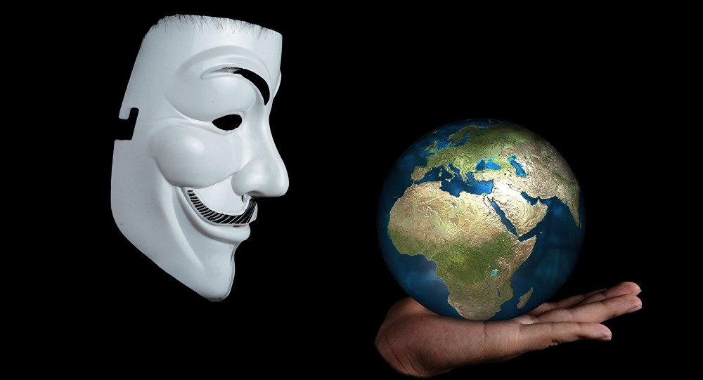 Anonymous: NASA, dünya dışı yaşamın varlığını açıklamak üzere