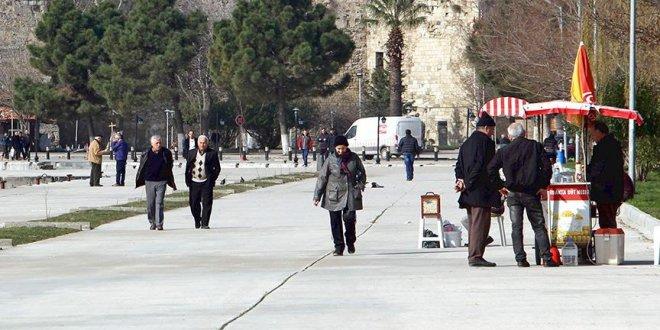 Türkiye'nin emekli haritası çıkartıldı