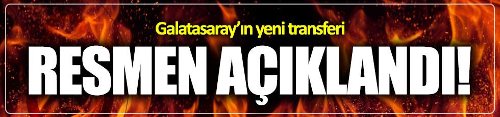 Galatasaray Belhanda'yı resmen duyurdu