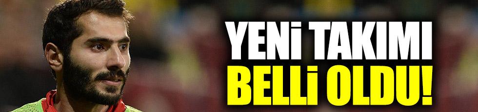 Halil Altıntop'un yeni takımı belli oldu