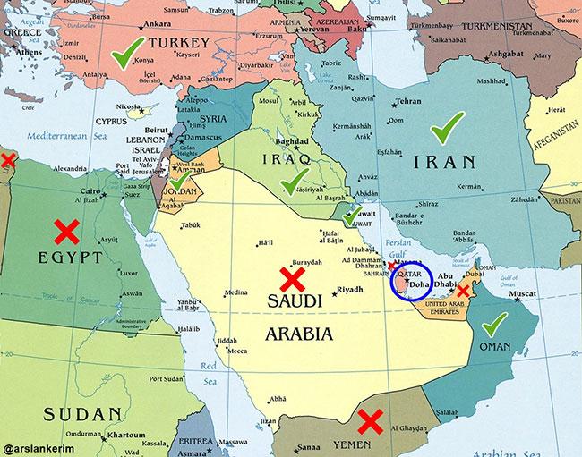 Katar, uğruna savaşmaya değer mi?