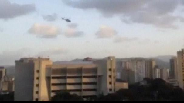 Yüksek mahkemeye helikopterli saldırı