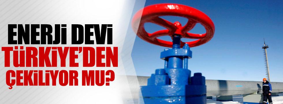 Gazprom, Türkiye'den çekiliyor mu?