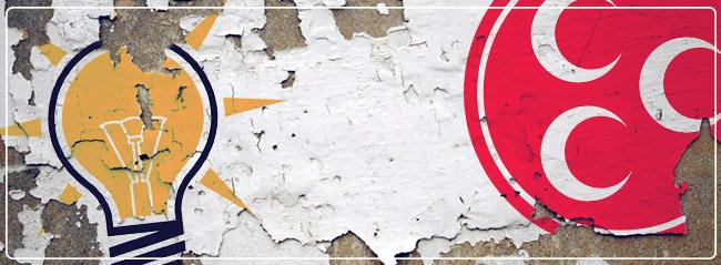 MHP-AKP ittifakına sert tepki