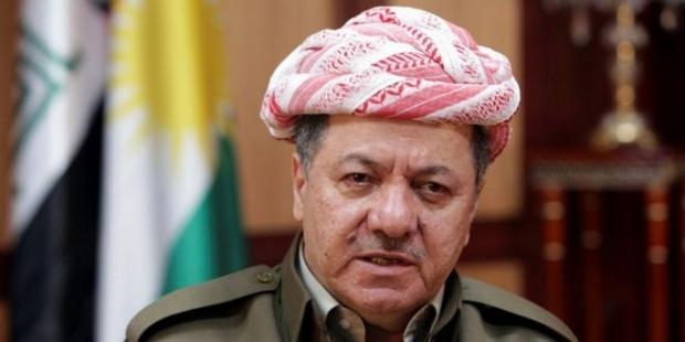 Barzani'den küstah çıkış