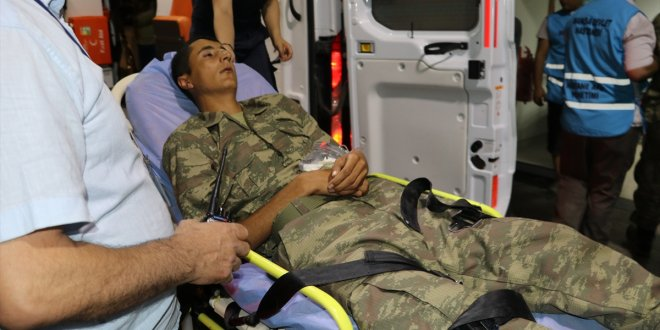 Marmaris'te son 3 günde 87 asker rahatsızlandı!