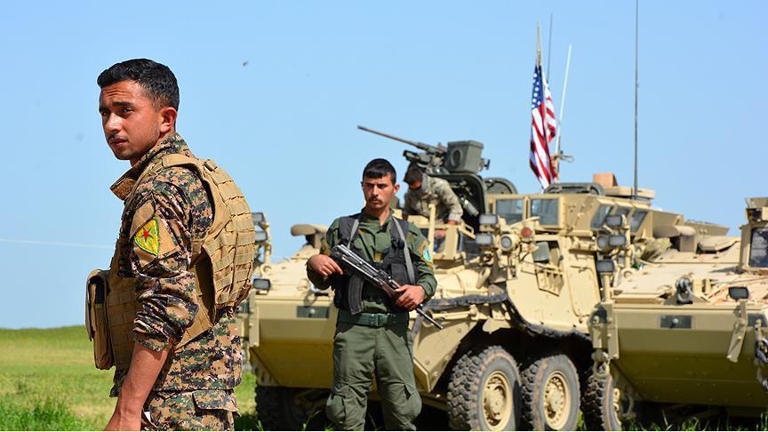 Amerika'dan PYD/PKK'ya 120 tır askeri mühimmat!
