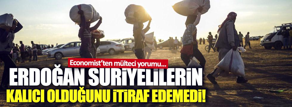 Economist: Türkiye mültecilere bakıyor ama...