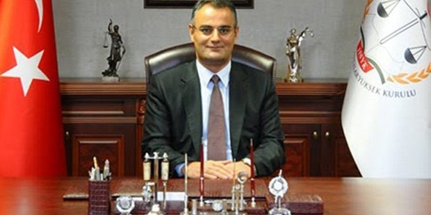 Adalet Bakanlığı Eski Müsteşarı'nın eşine tahliye