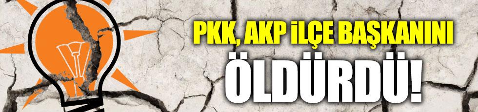 AKP Lice İlçe Başkan yardımcısı silahlı saldırıda hayatını kaybetti!