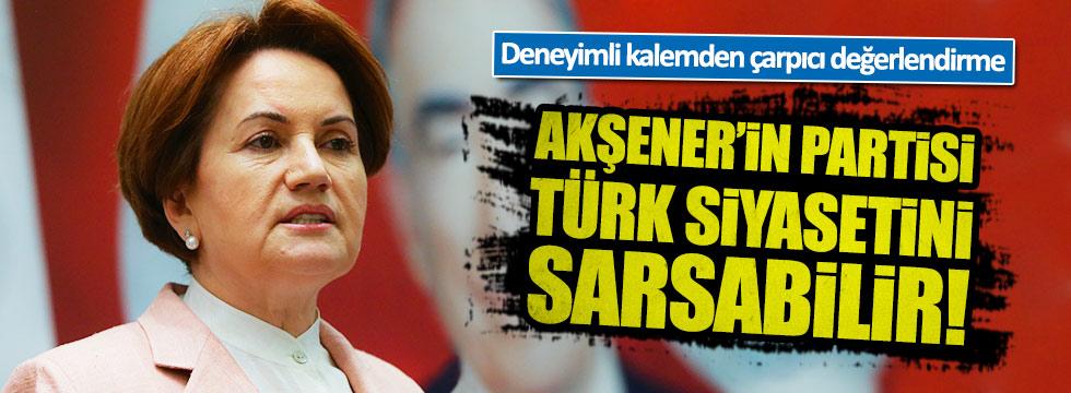 Rahmi Turan: Akşener'in kuracağı parti Türk siyasetini sarsabilir