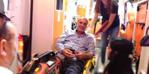 CHP'li Tekin Bingöl hastaneye kaldırıldı!
