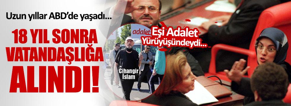 Merve Kavakçı yeniden Türk vatandaşlığına alındı