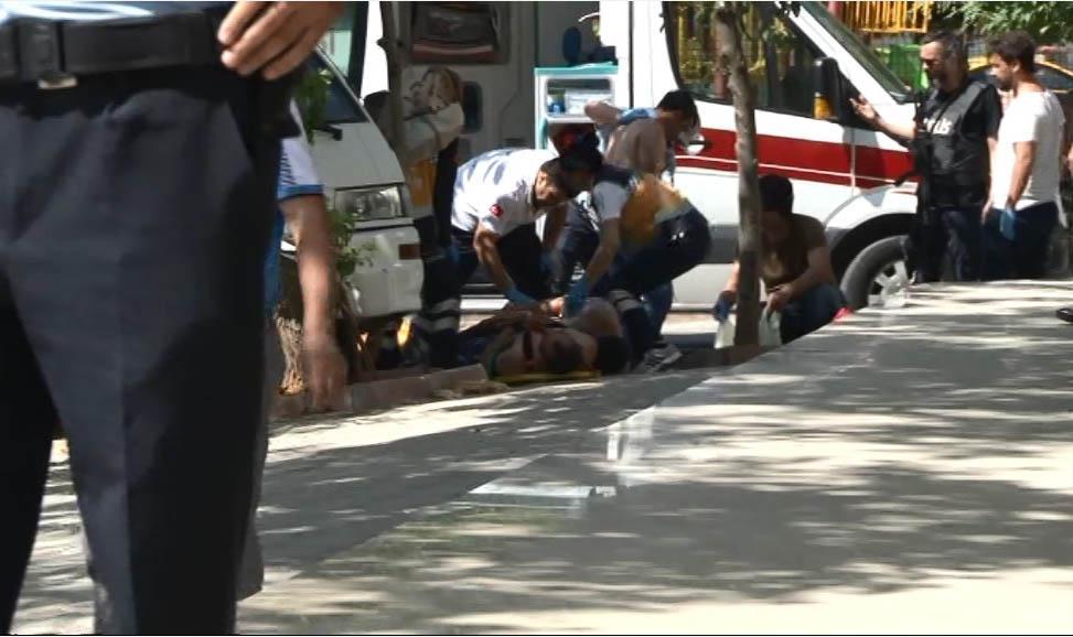 İstanbul'da soygun girişimi: Yaralılar var