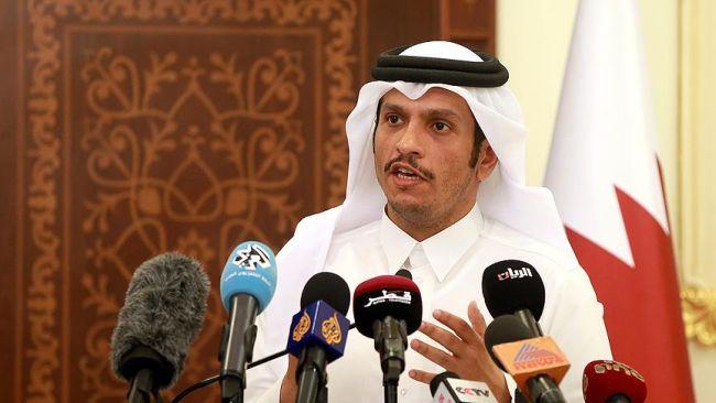 Katar cevabını Kuveyt'e iletti