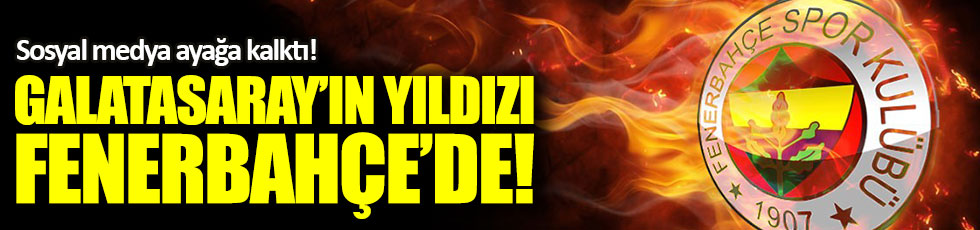 Sinan Güler Fenerbahçe'de!