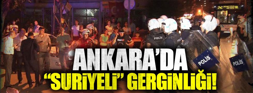 Ankara'da Suriyeli mültecilerle vatandaşlar arasında gerginlik neden çıktı?