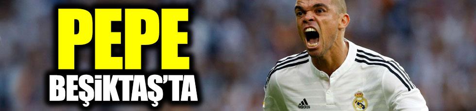 Beşiktaş Pepe ile anlaştı
