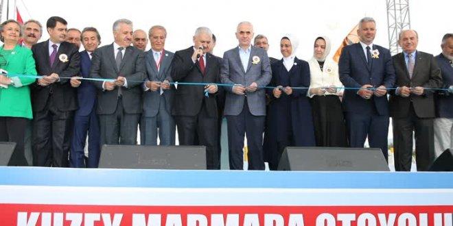 """Yıldırım'dan, Kılıçdaroğlu'na """"Ömrün biter yollar bitmez"""""""