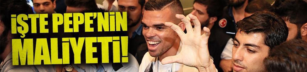 Pepe'nin maliyeti açıklandı