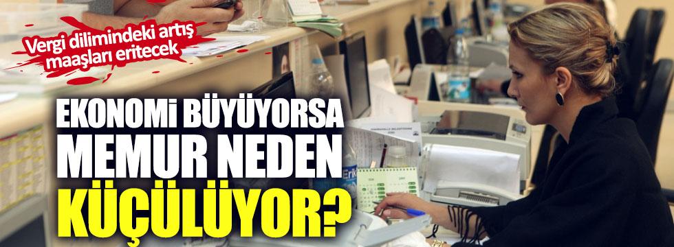 Türkiye Kamu-Sen: Vergi dilimindeki artış maaşları eritecek