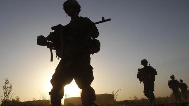 Tunceli'de askerlere taciz ateşi