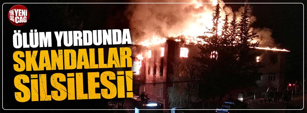 Aladağ'daki yurt yangınıyla ilgili önemli gelişme