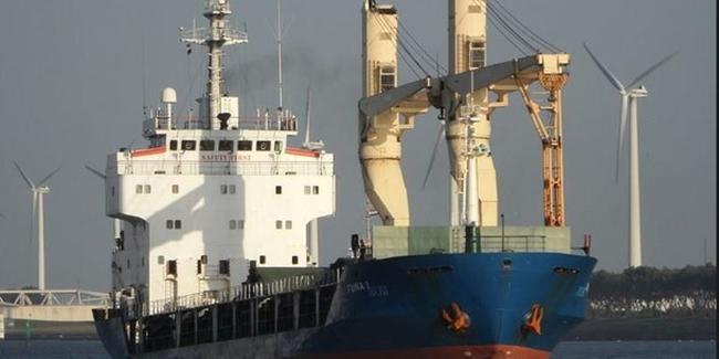 Türk gemisine Libya'da baskın!