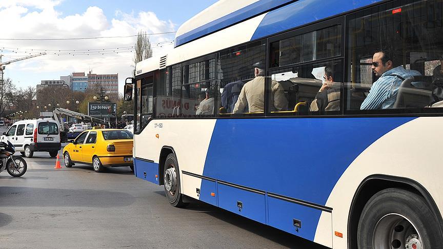 Ankara'da o gün ulaşım ücretsiz!