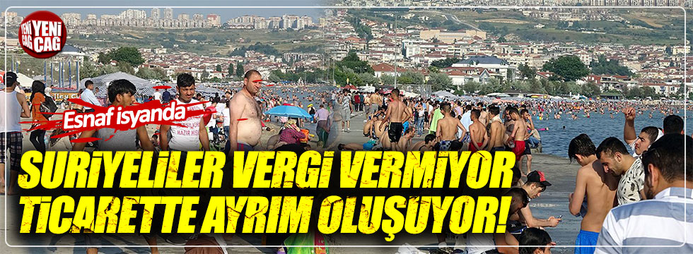 CHP'li Demir'den Suriyeli çıkışı!