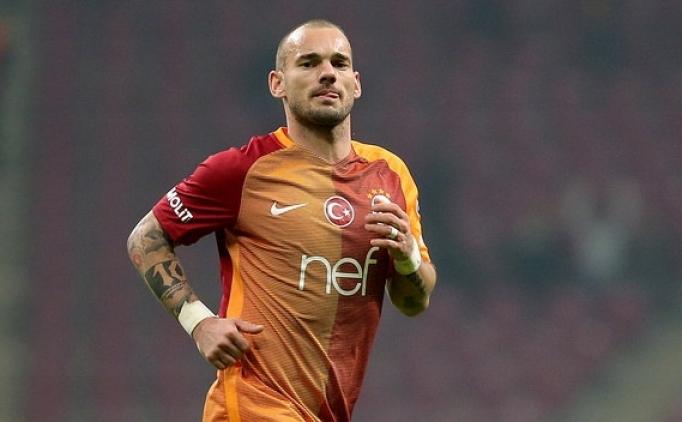 Sneijder, Galatasaray için geliyor