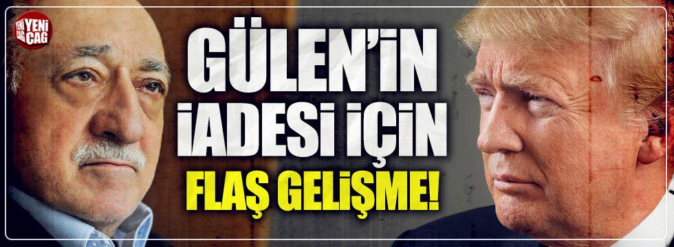 Gülen'in iadesi için ABD'de imza kampanyası başlatıldı