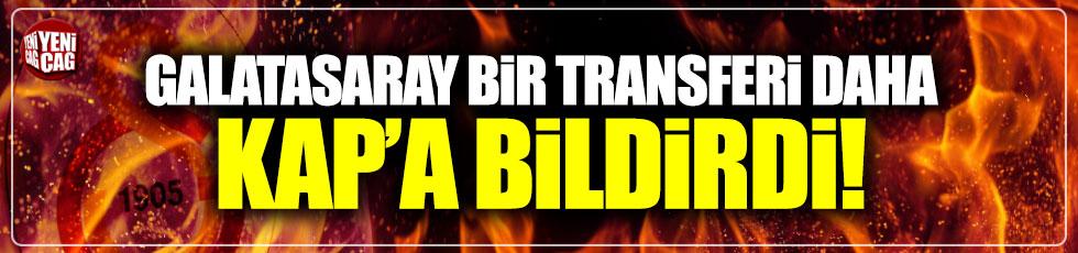 Galatasaray, Mariano transferini KAP'a bildirdi